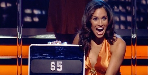 """Meghan Markle's """"Deal or No Deal"""" Clip Has Inspired a Twitter Meme and I Relate"""