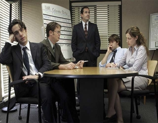 """11 Feelings You've Absolutely Experienced During Company Meetings, As Told By """"The Office"""""""