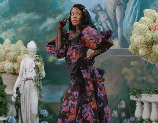 """Match the Photos of Kirsten Dunst & Gabrielle Union """"Bringing It"""" for a Rodarte Shoot"""