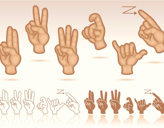 Do You Know the Alphabet...in Sign Language?