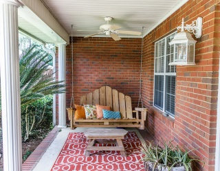 Monday Memory Madness: Enjoy a Nice Breeze Along With These Porch Swing Photos