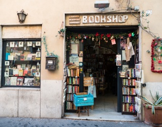 Spread the Love for Independent Bookstores With This Puzzle