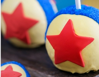 Which Treats from Disneyland's Pixar Fest Would You Try?
