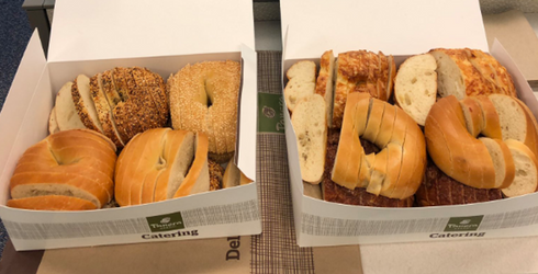 Friday Funnies: Everyone Fought Over Bagels This Week