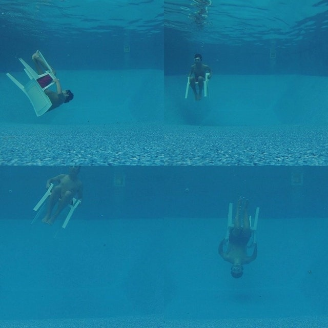 Chairs Underwater Subreddit is Intriguing and Weird