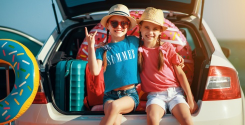 Which Retro Summer Activity Should You Try With Your Family?