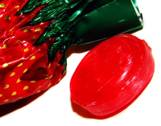 Instagram Can't Remember The Name of These Strawberry Hard Candies