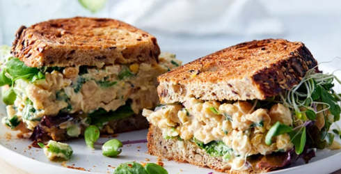 Upgrade Your Meatless Monday With a Sandwich to Fill Your Stomach and Soul