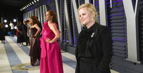 Amy Poehler on the Changing Tides of Female Sexuality on Television