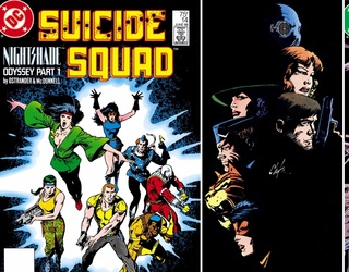 The Unedited History of Suicide Squad