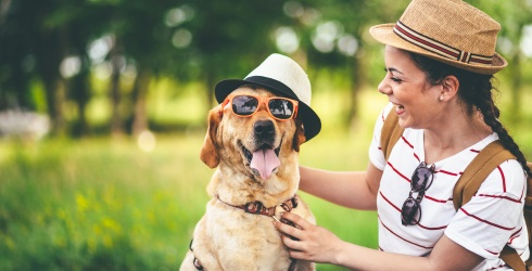 Monday Memory Madness: The Dog Days of Summer Are Lookin' Mighty Spiffy