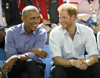 Prince Harry Interviewed Barack Obama and for a Minute, I Was Convinced I Was Dreaming