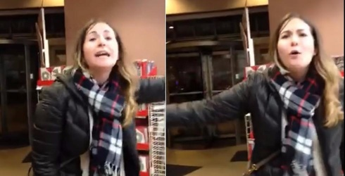 Chicago Woman Screams at Michaels Employees Over a $1 Bag