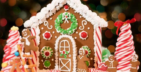 Let Us Help You Build the Perfect Gingerbread House