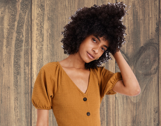 Puff Sleeves Are Having a Big Moment -- See if You Can Style Them for Fall