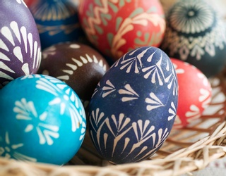 We're Dye-ing to Try All of These TikTok Easter Egg Ideas