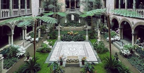 The Isabella Stewart Gardner Museum's Atrium Is a Work of Art Itself