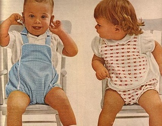Cabinet of Curiosities: Why Baby Boys Wear Blue and Baby Girls Wear Pink