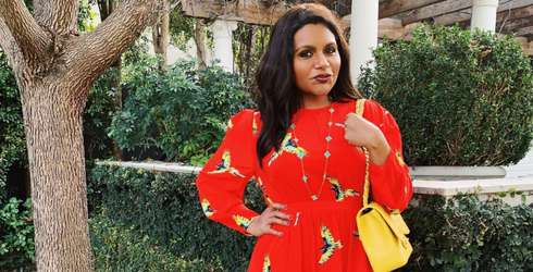 """Mindy Kaling Asked the Question We All Had After Watching """"Homecoming"""": HOW?!"""