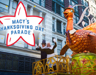 A Look Back at the Macy's Thanksgiving Day Parade Floats