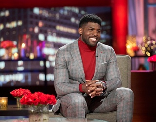"""Fast Facts: 5 Things to Know About Interim """"Bachelor"""" Host Emmanuel Acho"""