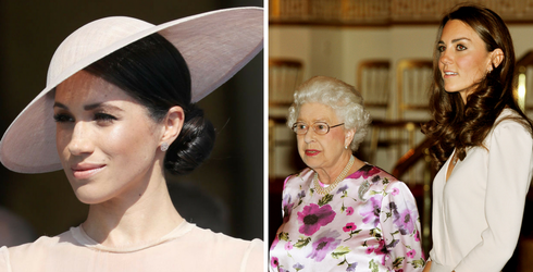 Royally Speaking: Who Think the Queen Likes Meghan Markle More Than Kate Middleton?
