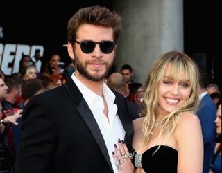 Miley Cyrus Isn't Even an Avenger, but She Still Stole the Red Carpet Spotlight