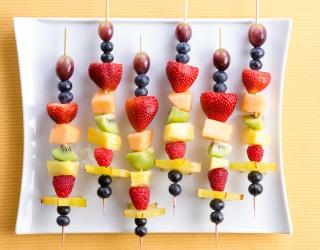 Take a Stab at This Fruit Kebab Puzzle!