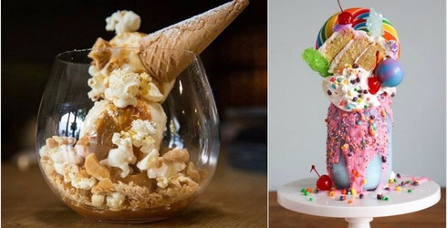 """Sinful Desserts to Make You Shout, """"Great Odin's Raven!"""""""