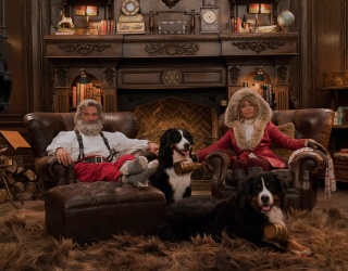 """Goldie Hawn's Mrs. Claus Will Be the Ultimate Gift in """"The Christmas Chronicles 2"""""""