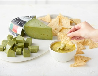 Guacamole Cheese Is a Thing Now, but Would It Make a Good Addition to Your Taco Bar?
