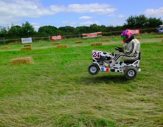Apparently Endurance Lawn Mower Racing Is a Sport and It Looks as Ridiculous as It Sounds