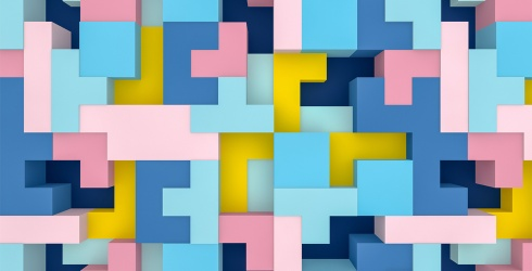 Find What Fits and Spot the Differences in These Tetris Photos