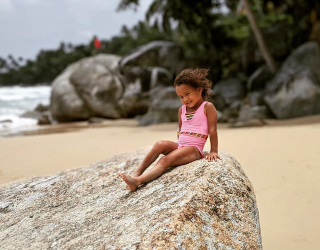 North West Who? Luna Stephens Is the Look-Serving 3-Year-Old of Her Generation