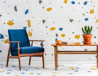 Let's Help You Stay Snazzy: Find the Differences in These Terrific Terrazzo Photos