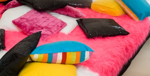 9 Ways to Add Some Neon Magic to Your Décor