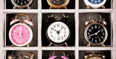 You Can Sleep in a Little Longer Once You Unscramble This Clock Puzzle