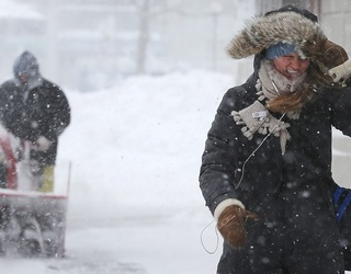 """The East Coast """"Bomb"""" Cyclone, a Perfect Storm of Winter Treachery, Explained"""