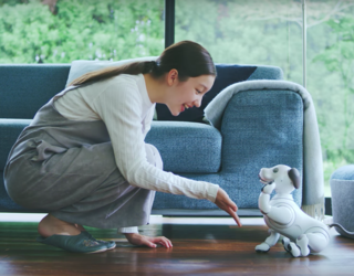 Sony Is Selling a Subscription-Based Robo-Dog Because Clearly Real Dogs Just Don't Cut It in 2017