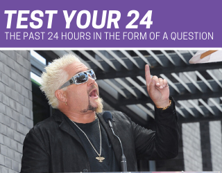 How Are Columbus, Ohio Residents Trying to Honor Guy Fieri?
