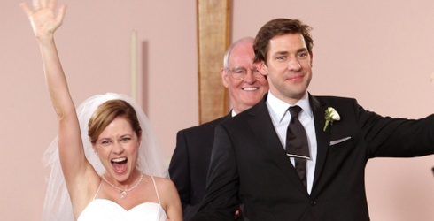 Happy Anniversary, Jim and Pam! Match These Photos of the Happiest Corporate Couple We Know
