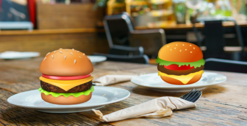 The Internet Is Totally up in Arms About Apple and Google's Burger Emojis