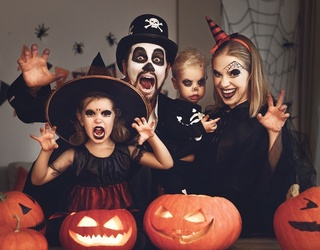 Watch Out! This Halloween Photo Booth is Scary Fun