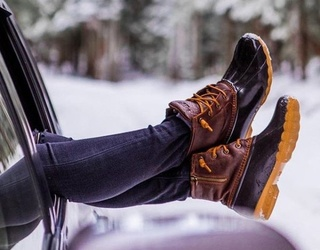 Brig's Buys: 4 of the Best L.L. Bean Duck Boot Knockoffs for These Cold, Rainy Nights