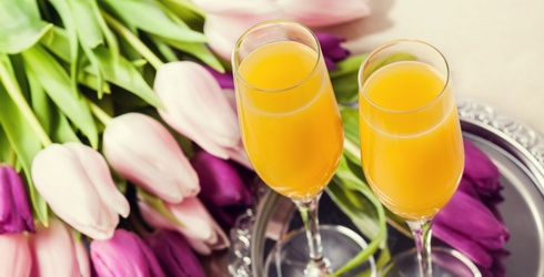 Make Your Own Bubbly Fun With These Out-of-the-Ordinary Mimosa Recipes