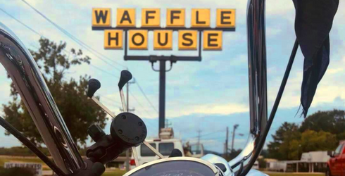 A Waffle House Memory Match, Because Friends Don't Let Friends Eat Pancakes