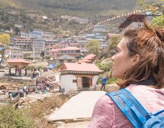 Would You Join Mandy Moore on Her Hike to Mt. Everest's Base Camp?