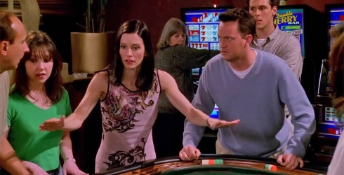 """""""Friends"""" Trivia: The One Where Everyone Goes to Las Vegas"""