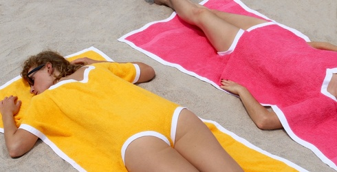 The Rise of the Towelkini and Other Oddball Inventions by Aria McManus