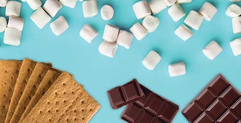 Can You Spot the Differences in These S'mores Pictures?